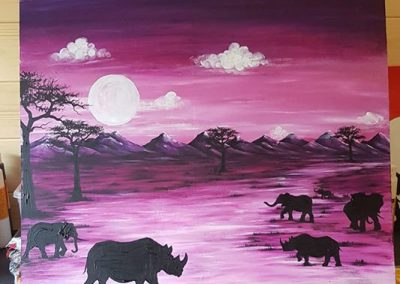 African Paintings and Art
